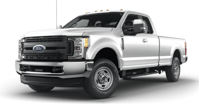 2019 Ford Super Duty F-250 SRW 8 SERVICE BODY
